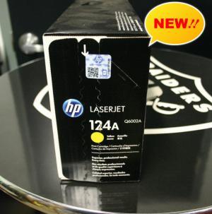 Hộp mực in chính hãng HP color 124A