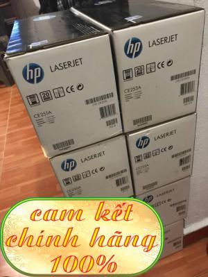 Hộp mực in chính hãng HP color 504A