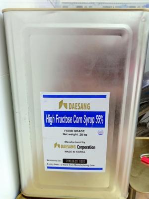 nước đường bắp Hàn Quốc - 25kg/can