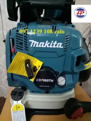 Máy thổi bụi chạy xăng Makita EB 7660TH, giá tốt nhất thị trường