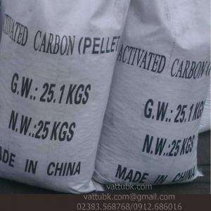 Công ty Kim Ngư phân phối than bột, than trụ hoạt tính