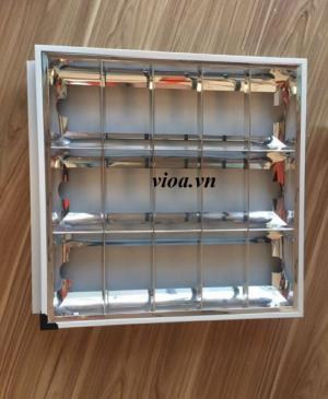 Máng đèn led – Máng âm trần 600×600mm