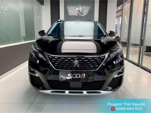 Giá xe 5008 Đen 2019 về Peugeot Thái Nguyên