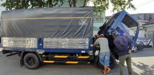 Giá Xe Tải Hyundai IZ65 3.5 Tấn Thùng Mui...
