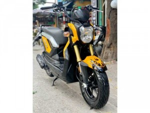 Bán Zoomer_X nhập khẩu Thái cuối 2013 Biển Siêu Vip- Xe cực Hiếm