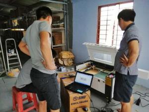 Bán máy cắt khắc laser tại Huế