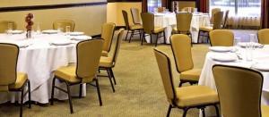 Bàn ghế cafe nhà hàng giá rẻ tại xưởng sản xuất HGH 814