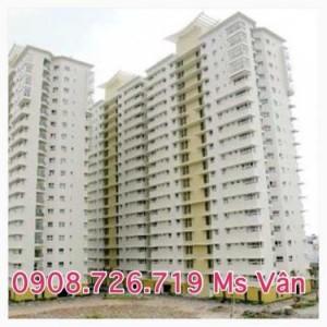 Cần bán gấp căn hộ Lê Thành block B đường An Dương Vương, Dt 72m2, 2 phòng ngủ, nhà rộng thoáng