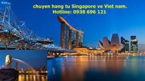 Nhận ship hàng từ Singapore về Việt Nam