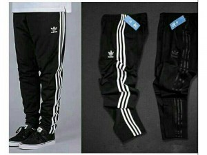 Adidas 3 Sọc Ống Suôn