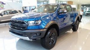 Ford Ranger Raptor đỉnh cao bán tải , giao ngay, nhiều phần quà KM cực hấp dẫn !