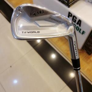 Gậy golf Honma Tour World 747V Irons dành cho golfer pro đây