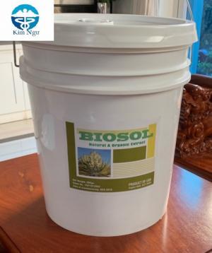 Công ty Kim Ngư phân phối yucca nguyên liệu