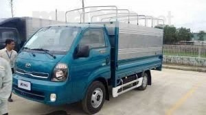 Xe tải Kia 2tấn4, 1T9 Ero4, KIA K200,K250 mới nhất, xe tải tây ninh, bán xe tải Kia Thaco giao ngay