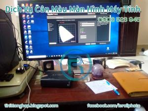 Dịch Vụ Cân Màu Màn Hình HCM ( desk, Lap.. )
