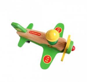 Máy bay quân sự cỡ nhỏ đồ chơi bằng gỗ