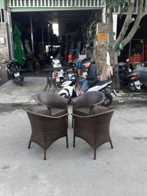 Ghế nhựa chân inox giá rẻ sài gòn