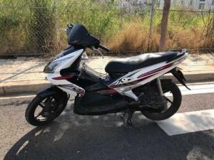 Xe Air Blade Honda chính hãng, trắng đỏ như hình