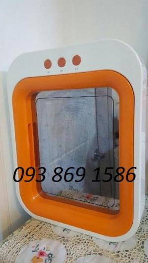 Thanh lý máy tiệt trùng bình sữa Upang Khử trùng tia UV Hàn Quốc