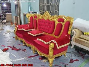 10 bộ sofa cổ điển hoàng gia chạm trổ cầu kì nhất mà biệt thự cao cấp nên sở hữu - Nội thất Kim Anh