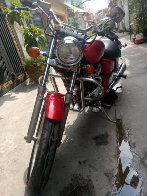 Moto Daelim Magma 125c màu đỏ bstp xe nguyên...
