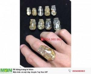 Mặt nhẫn và mặt dây chuyền Tuỳ Hưu VIP