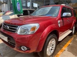 Ford Everest Limited số tự động 2014