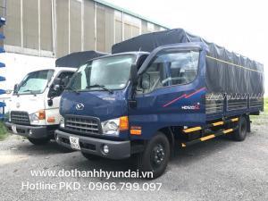 Bán xe tải 8 tấn Hyundai HD120SL Thùng dài 6m3 Đô Thành