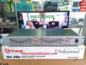 Lọc Equalizer Arirang GE-306 máy mới 100% bán thanh lý giảm giá đến 45%