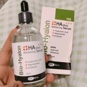 Serum trắng da HA Plus Hàn Quốc