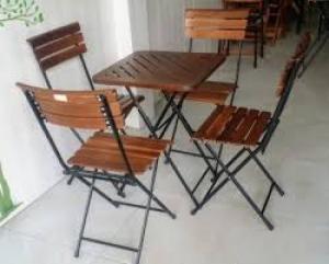 Bàn ghế cafe gỗ thanh lý giá rẻ - Chuyên thanh lý bàn ghế-mn