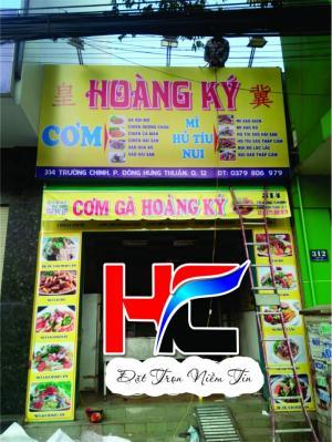 Xưởng in ấn quảng cáo uy tín, hiflex, decal, pp, standee, bảng hiệu quảng cáo uy tín