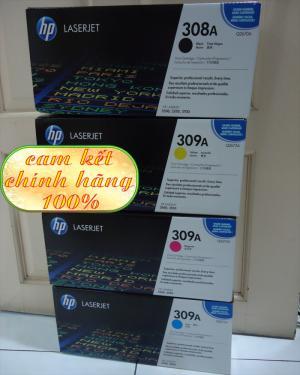 Hộp mực in chính hãng HP Color 308_309A (Q267A)
