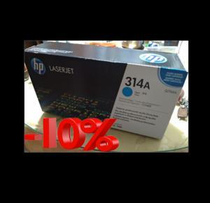 Hộp mực in chính hãng HP Color 314A (Q7563A)