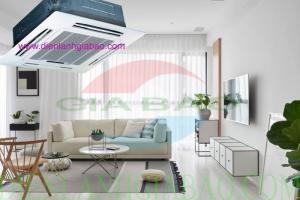 Máy lạnh âm trần Reetech 4HP - RGT36/RC36