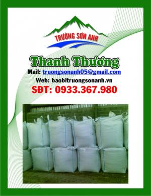 Bao Jumbo ống nạp đáy xả sản xuất kinh doanh