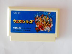 Băng Famicom Western Kids