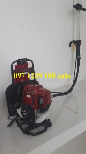 Máy cắt cỏ nhập khẩu nguyên chiếc Thái Lan, Honda UMK 435T L2ST, chạy xăng cần mềm