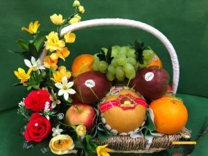Giỏ trái cây TPHCM - FSNK04