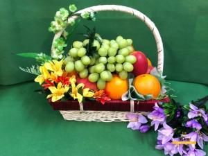 Giỏ trái cây TPHCM - FSNK21