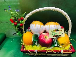 Giỏ trái cây TPHCM - FSNK01