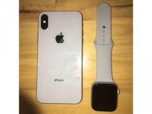 Cần bán iphone x 64g màu trắng như hình