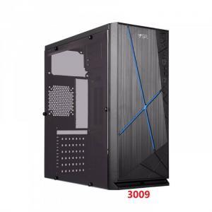 Vỏ thùng case VSP 3009 chính hãng cao, mặt hông trong suốt