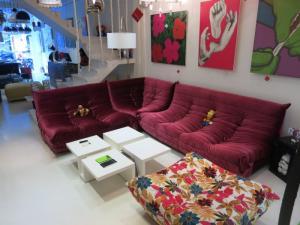 Bộ sofa phòng khách hiện đại