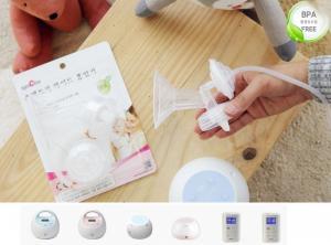 Bộ phụ kiện hút sữa cổ rộng SPECTRA (Hàn Quốc) 28mm