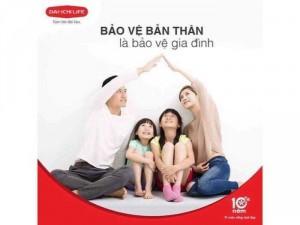 Bảo Hiểm Nhân Thọ Dai-ichi Bảo vệ gia đình Bạn trước những rủi ro , để có cuộc sống yêu thương Hạnh Phúc