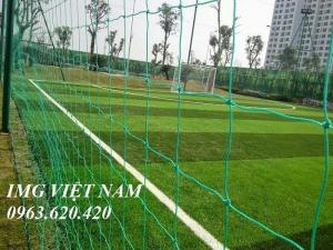 Lưới quây sân bóng đá