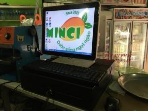 Máy tính tiền cho quán chè tại Hà Nội