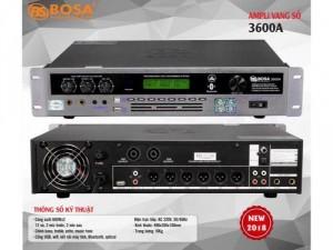 Amply Vang Số Karaoke BOSA 3600A