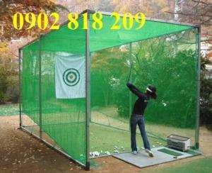 Khung lưới tập golf 6 mét